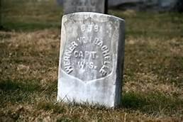 W Von Bachelle Grave