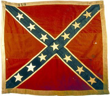 21st GA flag