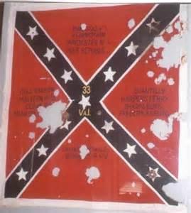 33rd VA flag