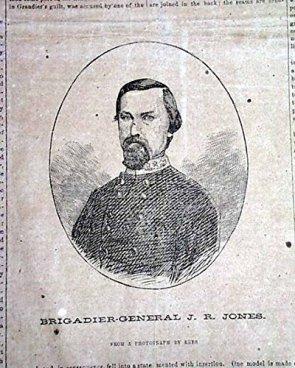 J R Jones drawing