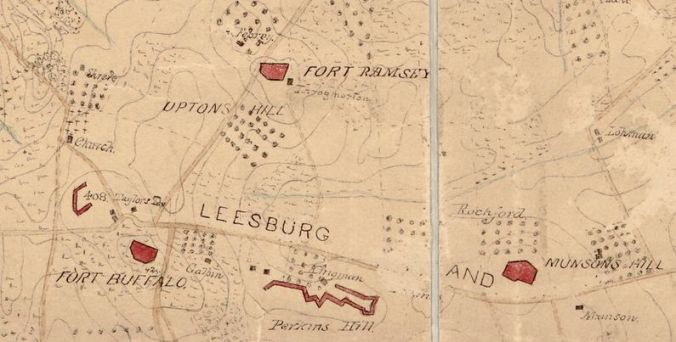 Fort Buffalo Map