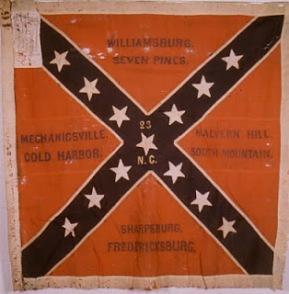 23rd NC Flag