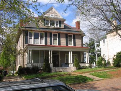Garland's house