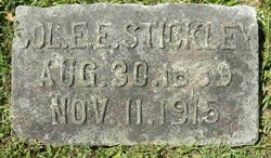 Col. Stickley grave