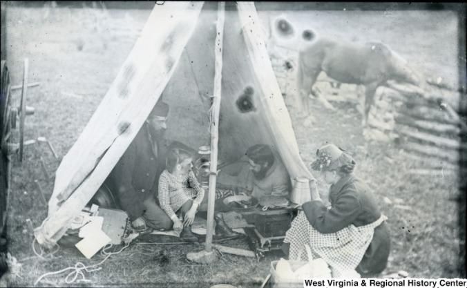 Briscoe Tent