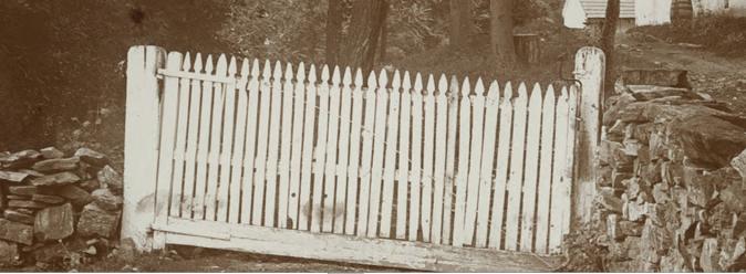 Miller Fence Detail