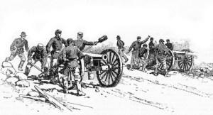 Doubleday Artillery