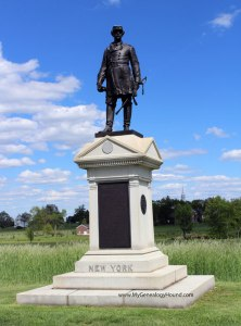 Doubleday Gettysburg