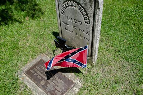 6th GA Tracy Grave